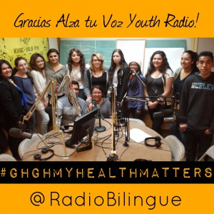 Radio Bilingue Group Thank You