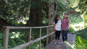 Fast friends are made on long hikes, girl leaders from Salinas and Gonzales